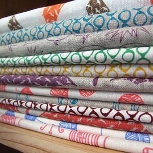 Hand-printed-fabrics