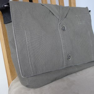 Man's messenger bag tutorial
