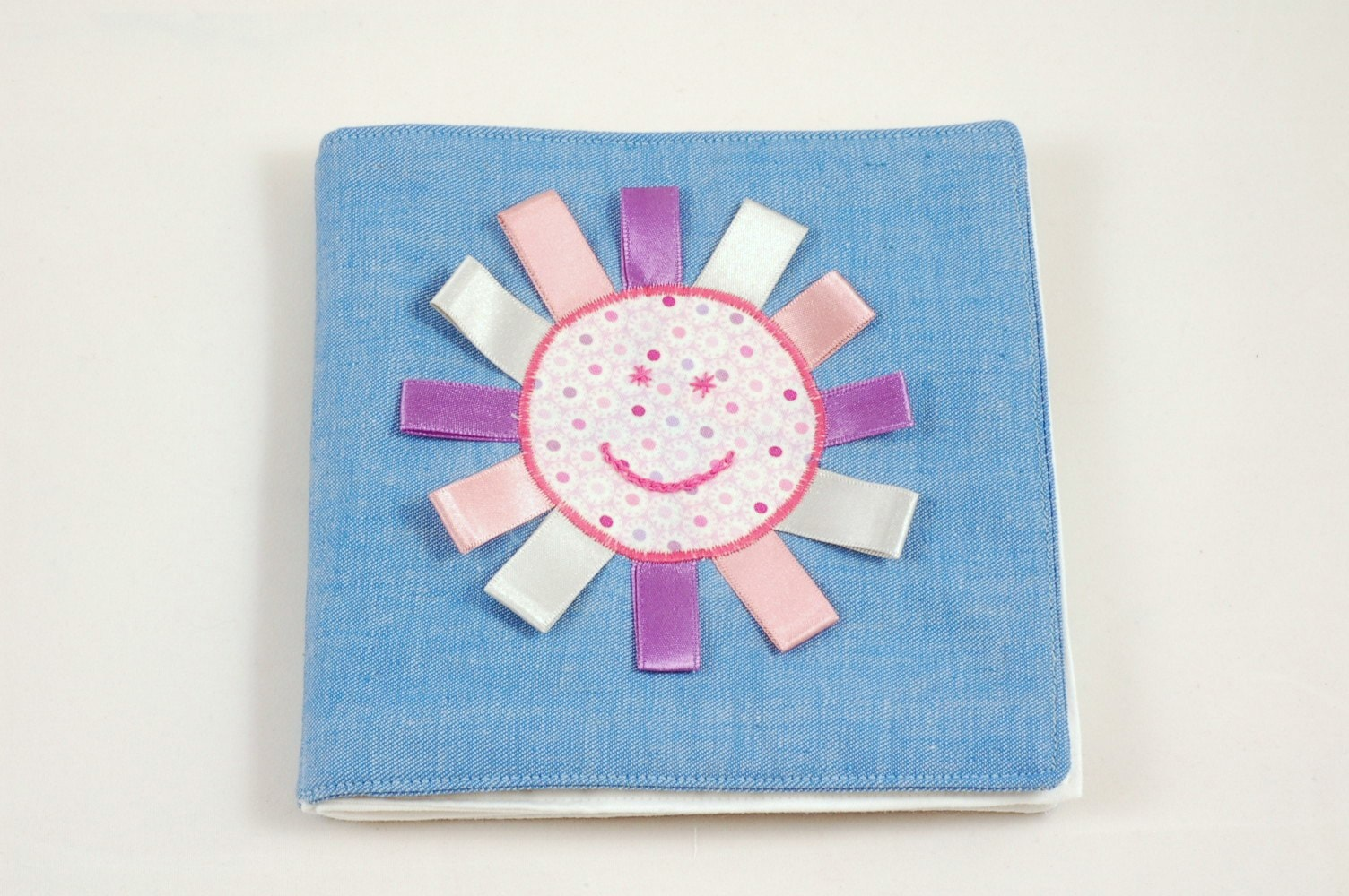Fabric Baby Book