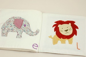 applique baby animals