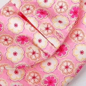 Free Bag Pattern, Pink Peony Bag