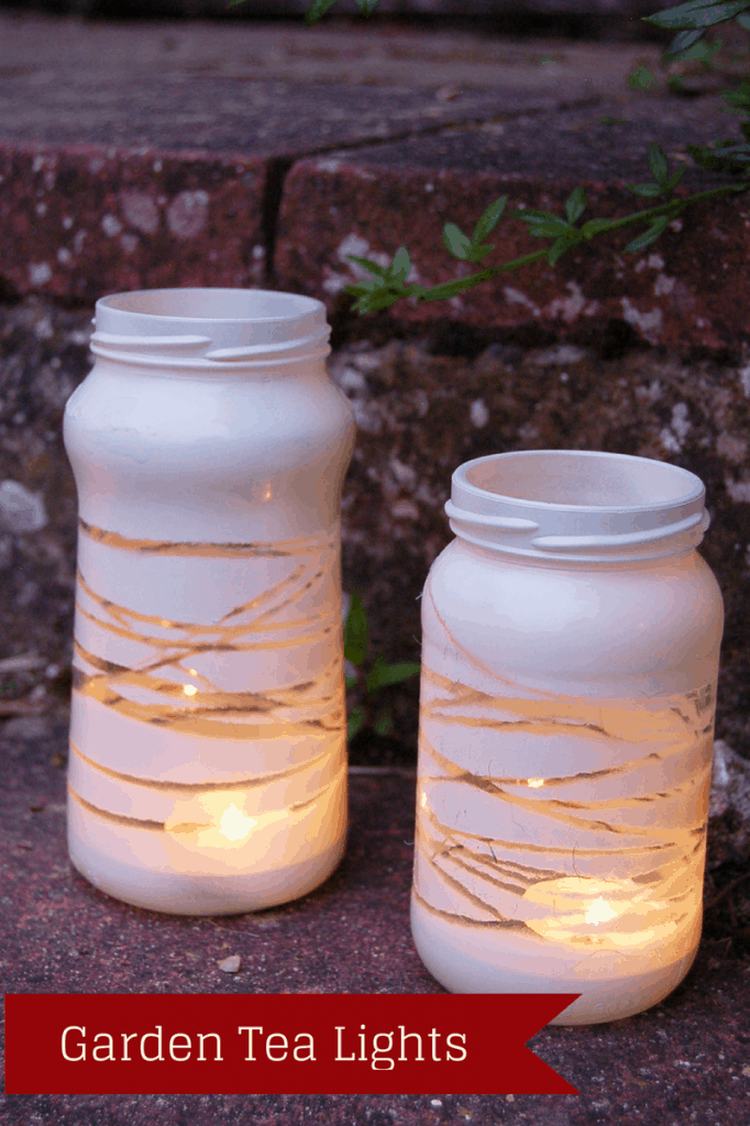 Garden Tea LIghts