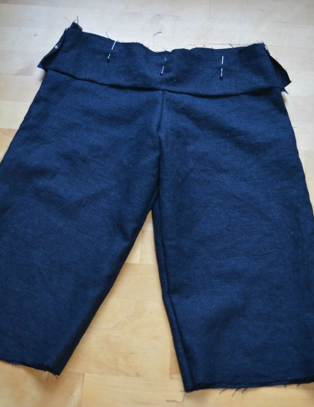 Cargo Pants step 4