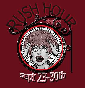 Rush HOURtagbutton