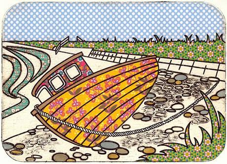 Low tide clover