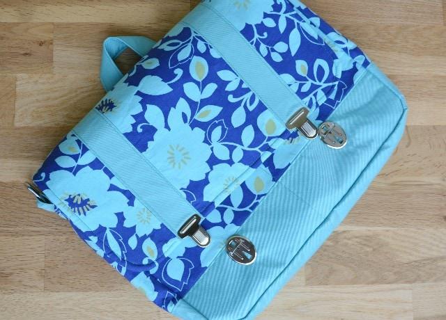 Messenger bag Vickymyerscreations