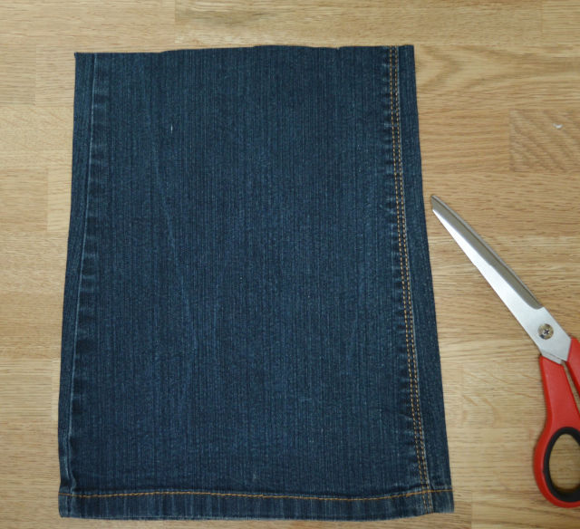 UPcycled Denim Bag
