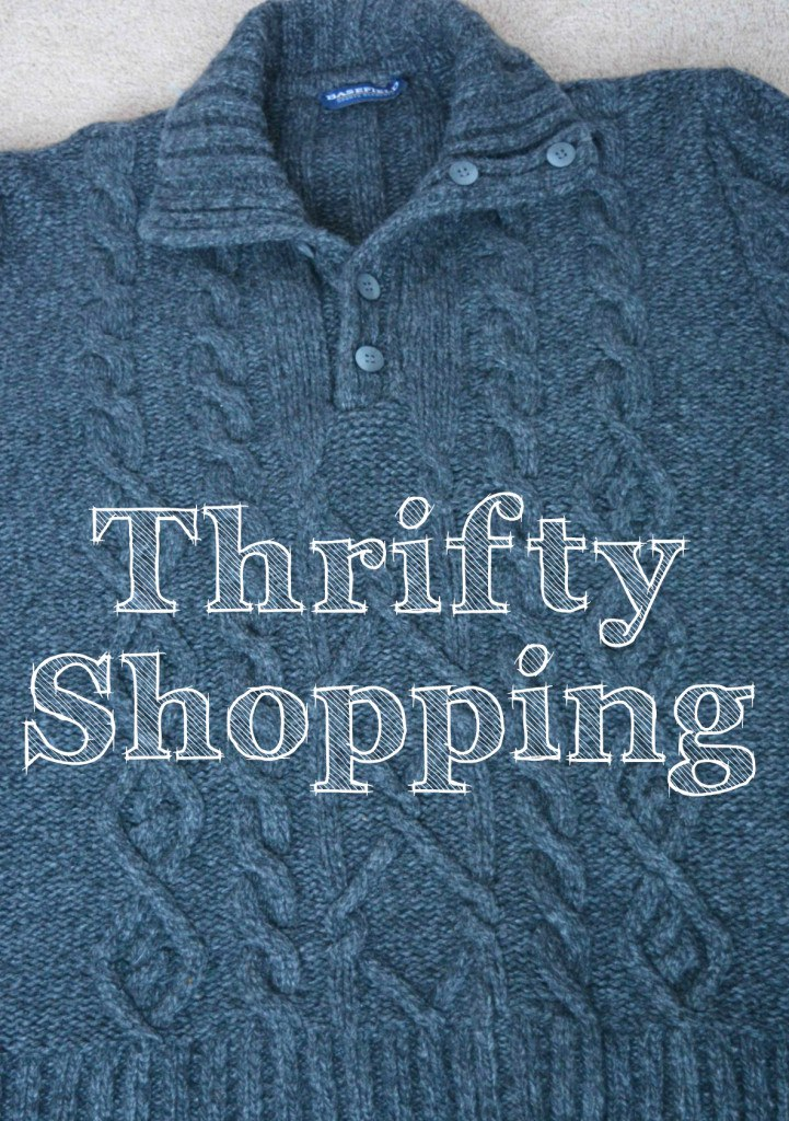 Thrifty Shopping