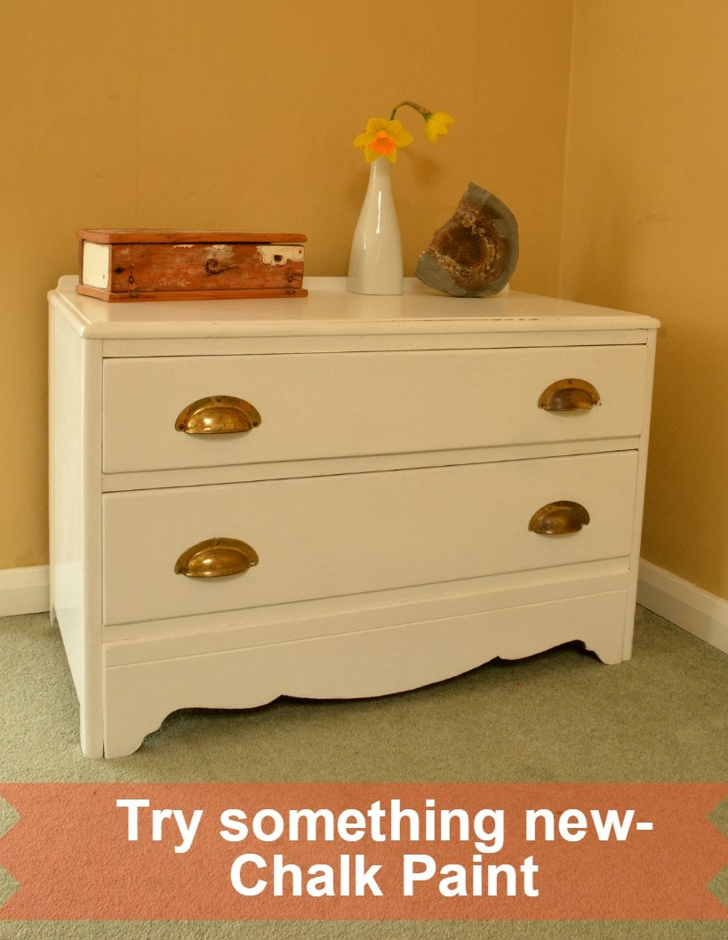 Try something new – chalk paints