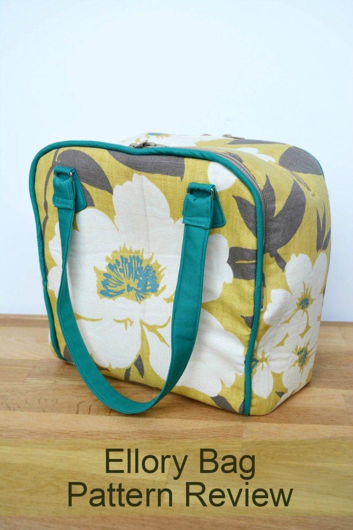 Ellory Bag Pattern Review