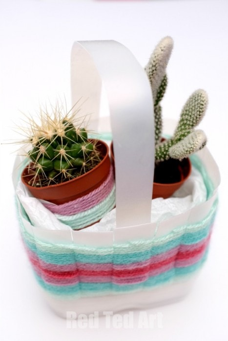 Upcycled-Basket-Weaving-for-Mothers-Day-or-Easter