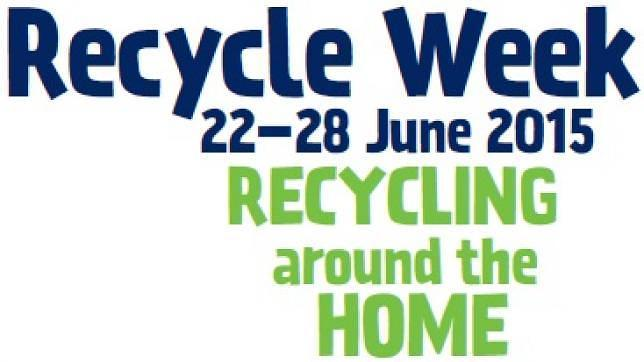 #Upcyclerevolution National Recycling Week 22-25th June