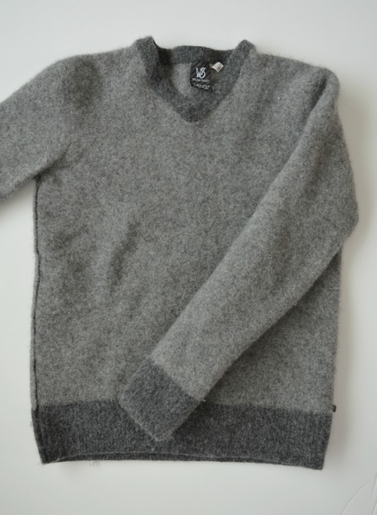 felted jumper