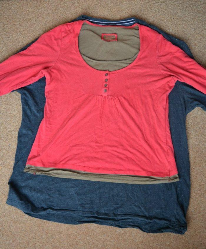T Shirt refashion