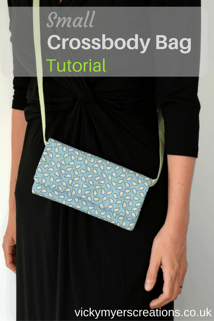 Small Crossbody Bag DIY