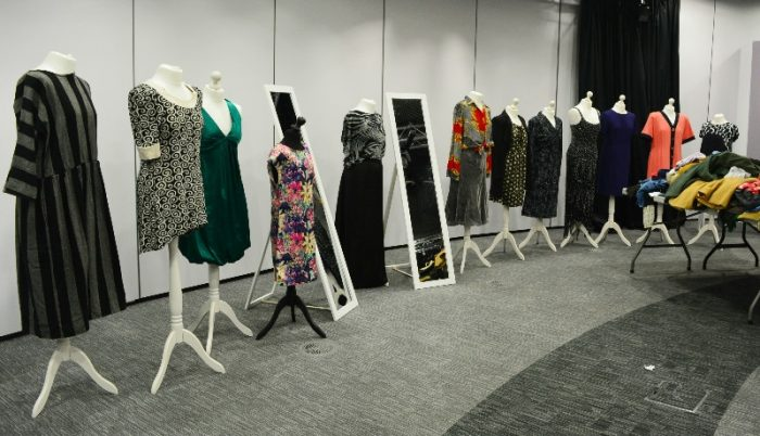 Norwich Fashion Jam, create an upcycled outfit within 24 hours