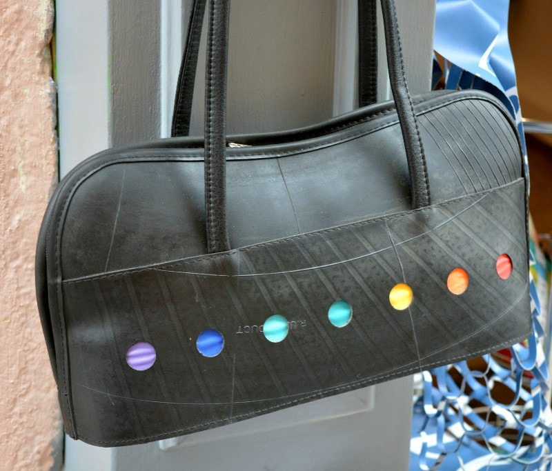 UPcycled Bag - universrecyclage
