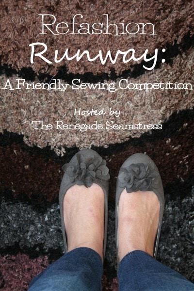 Refashion runaway – velvet