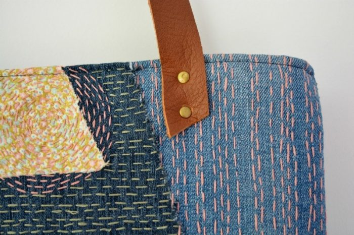 sashiko-denim-bag-with-leather-handles-check-out-th-eblog-post-for-information-on-how-to-install-cap-rivets