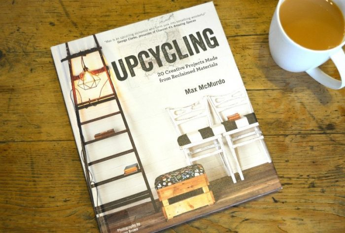 "Book review ""Upcycling"" by Max McMurdo"
