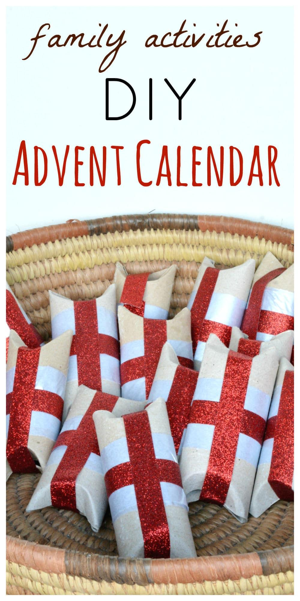 Diy Calendar Uk : Diy advent calendar from toilet rolls vicky myers creations
