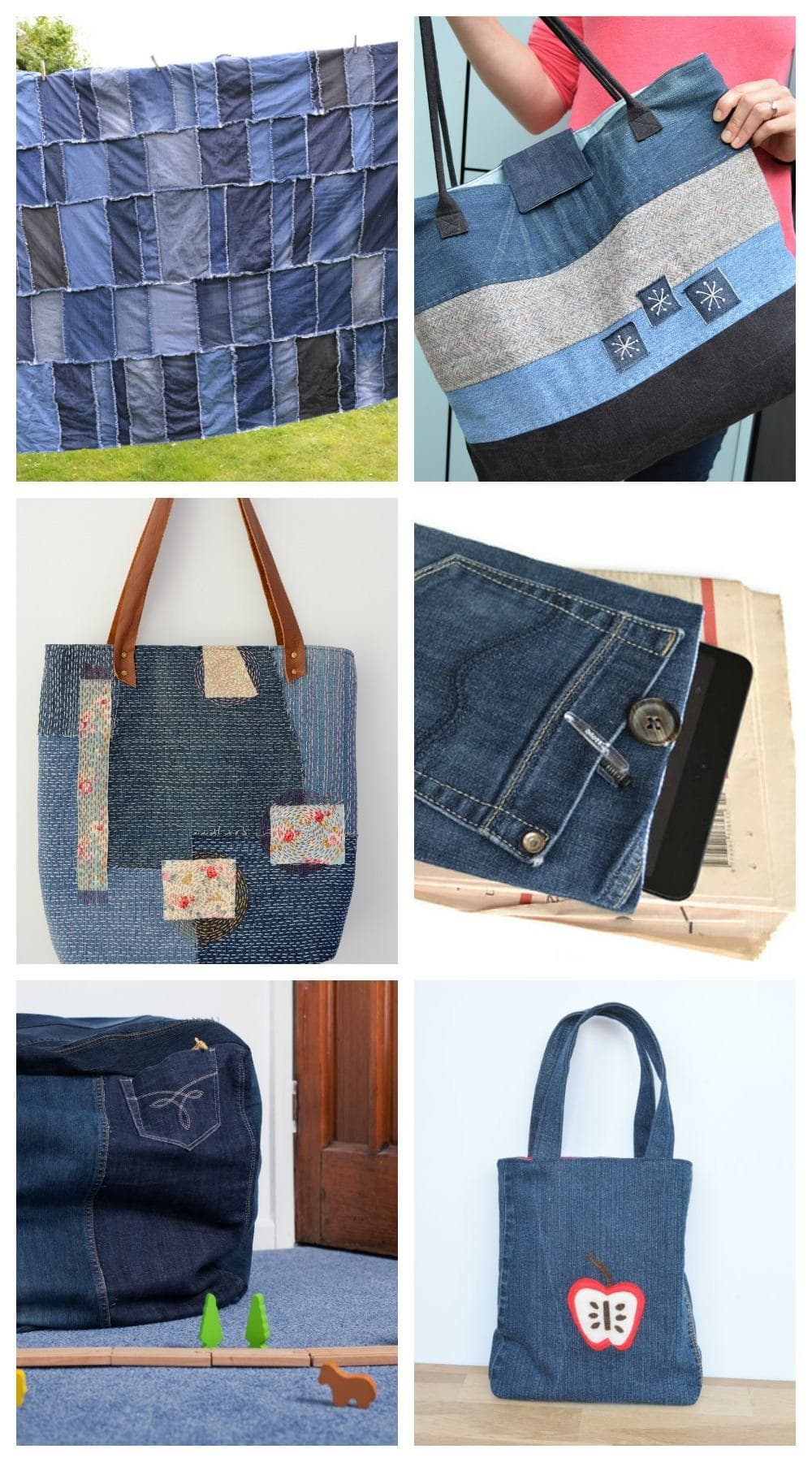 fabulous-tutorials-for-recycling-denim-click-through-to-the-blog-for-more-information