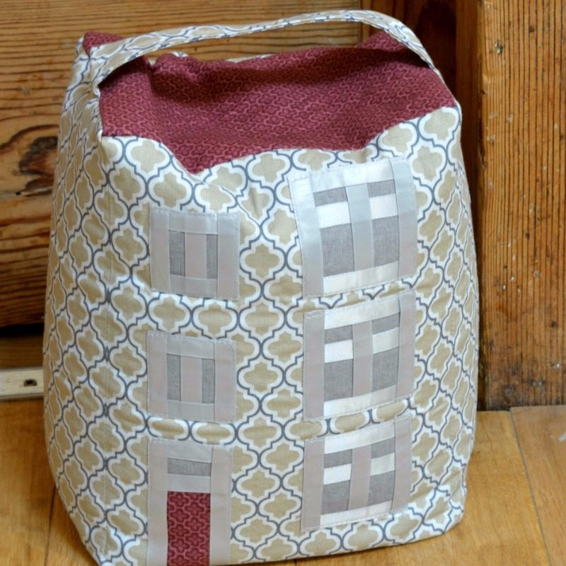 How to sew a doorstep, use your own home as inspiration