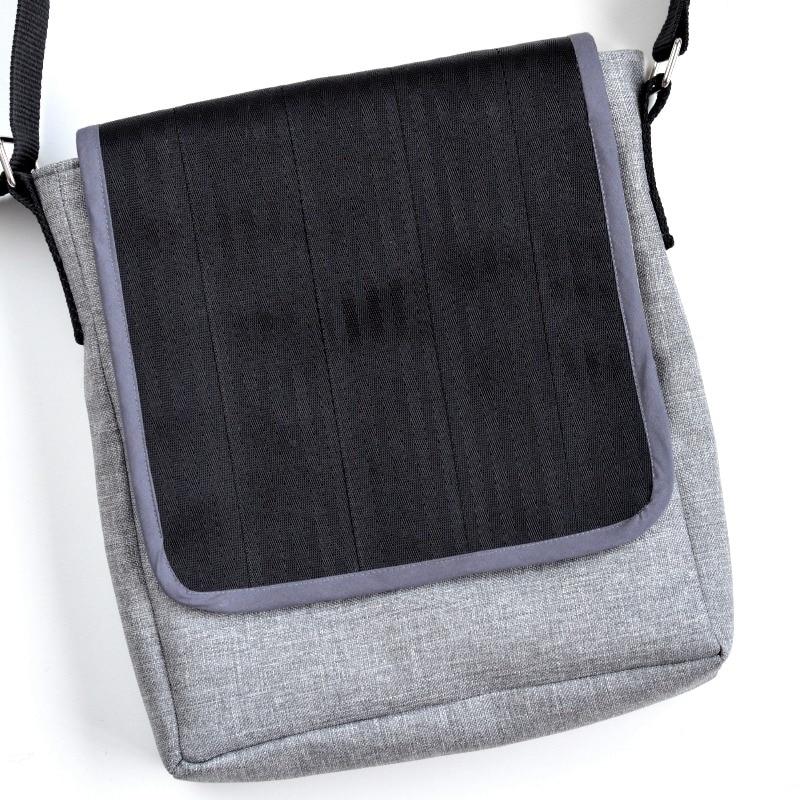 DIY Mans Messenger Bag (post sponsored by Volkswagen)