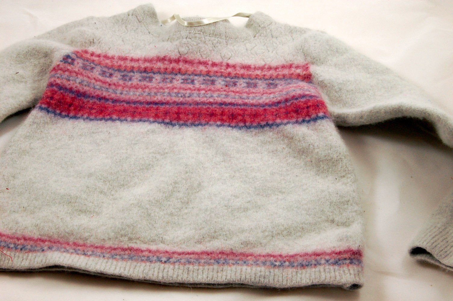 Felt Jumper Hot Water Bottle Cover · vicky myers creations