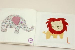Quite Applique Baby Book