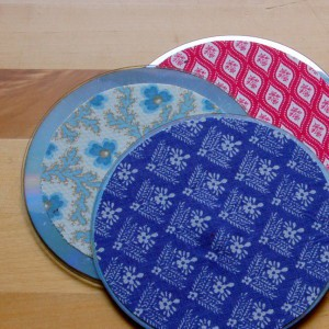 Create your own CD coasters
