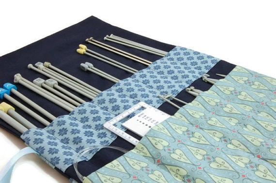Knitting Needle Case Nz : Knitting needle case tutorial vicky myers creations