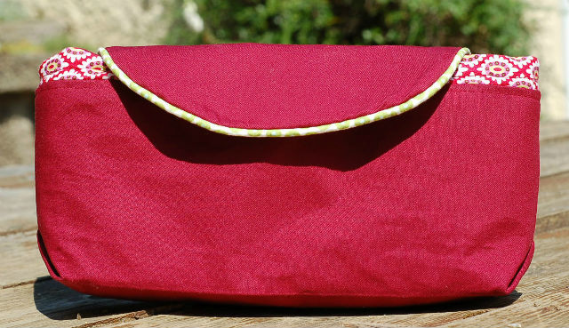 Cozy Nest Convertible-reversible bag - vicky myers creations 1