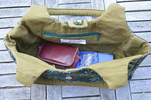 Internal bag