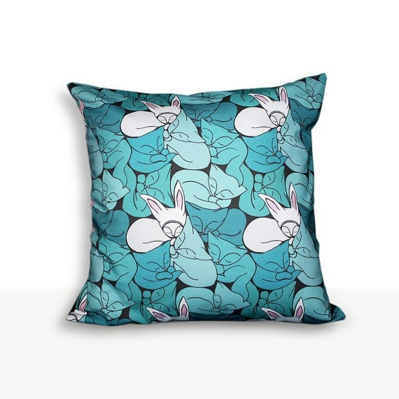 Cats cushion cover
