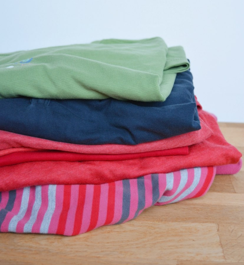 Tshirts for upcycling #kcw - Copy