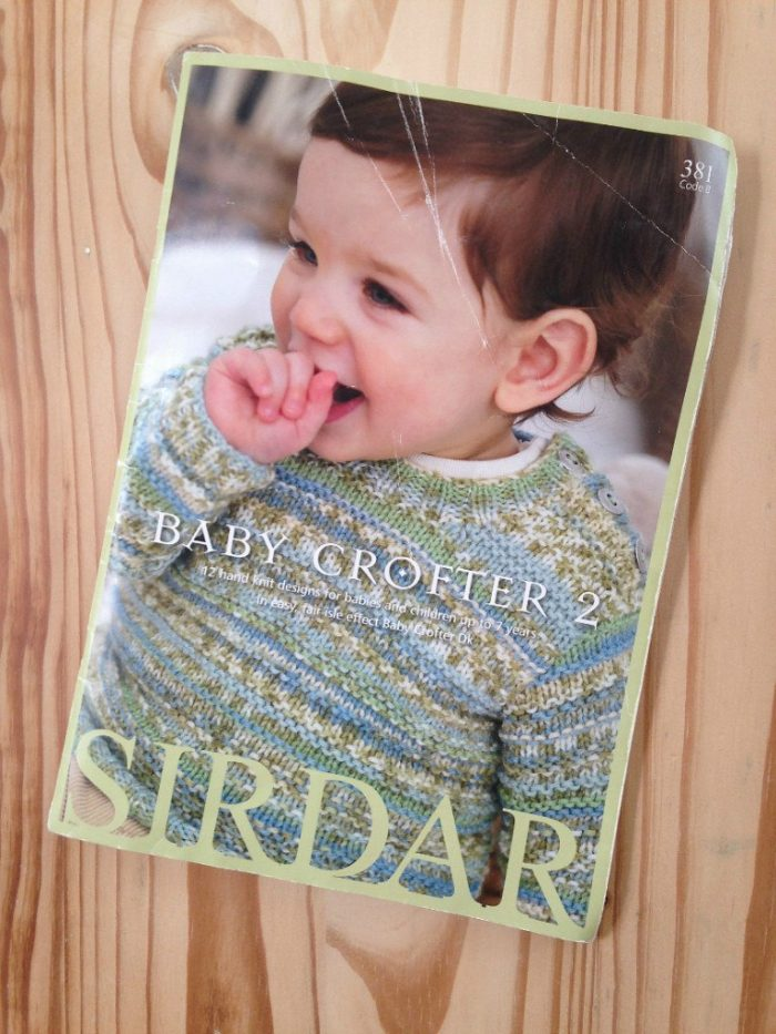 Sirdar - knitting pattern book