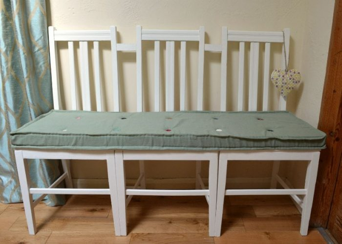 How To Build A Dining Room Bench Seat