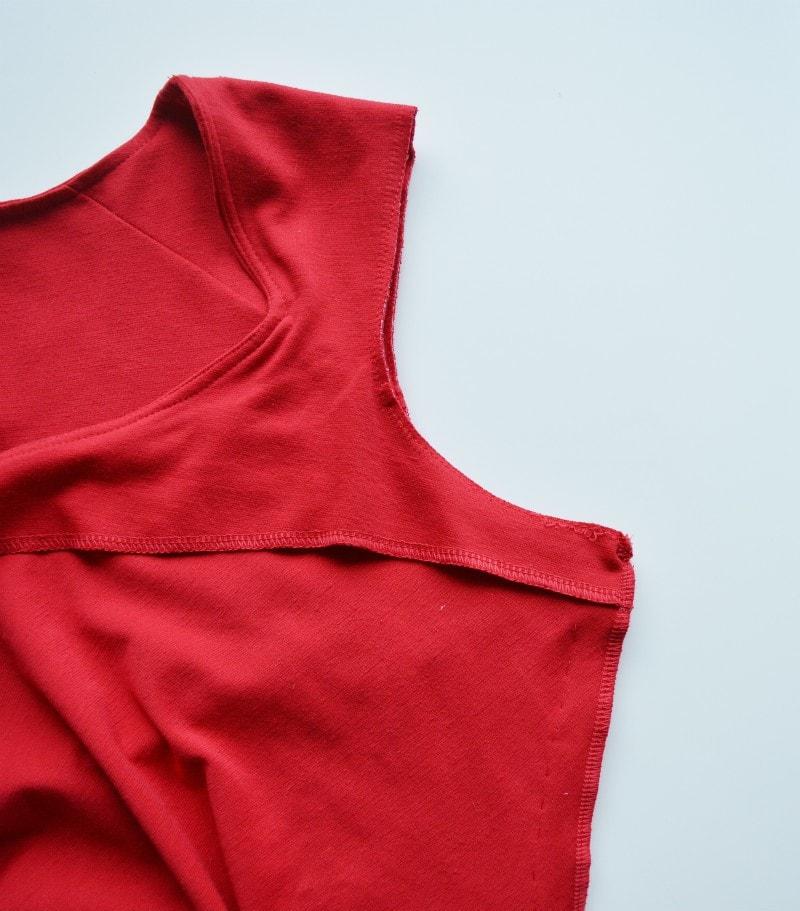Altering dress