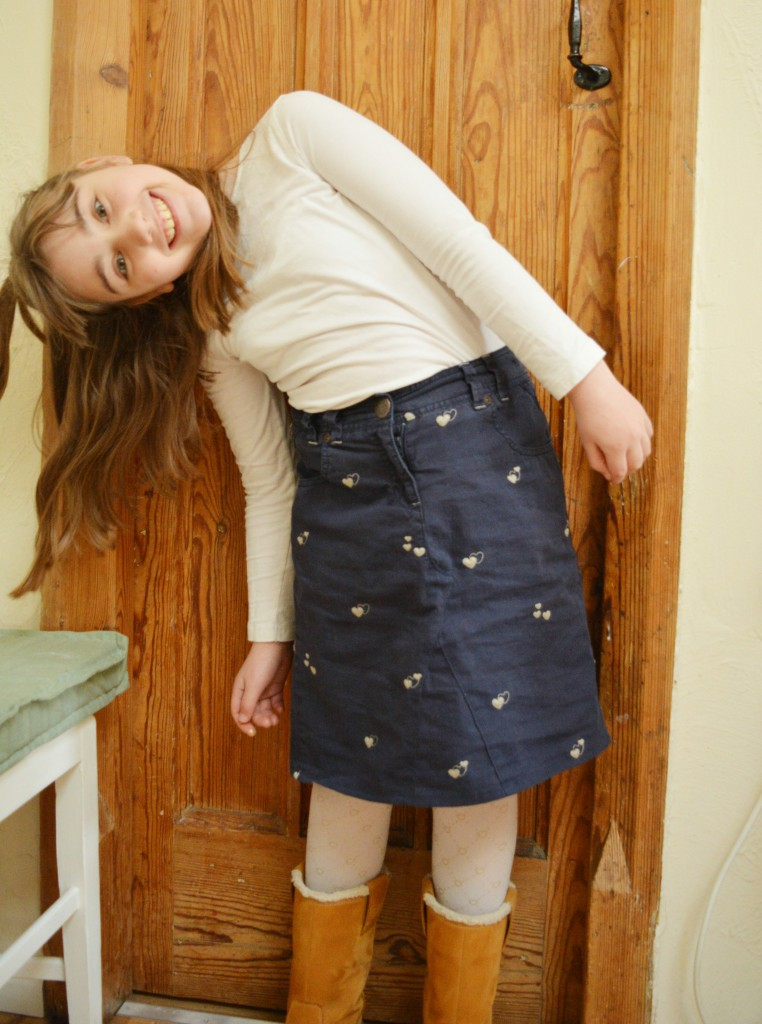 Earth Day Blog shop - adapt charity shop clothes