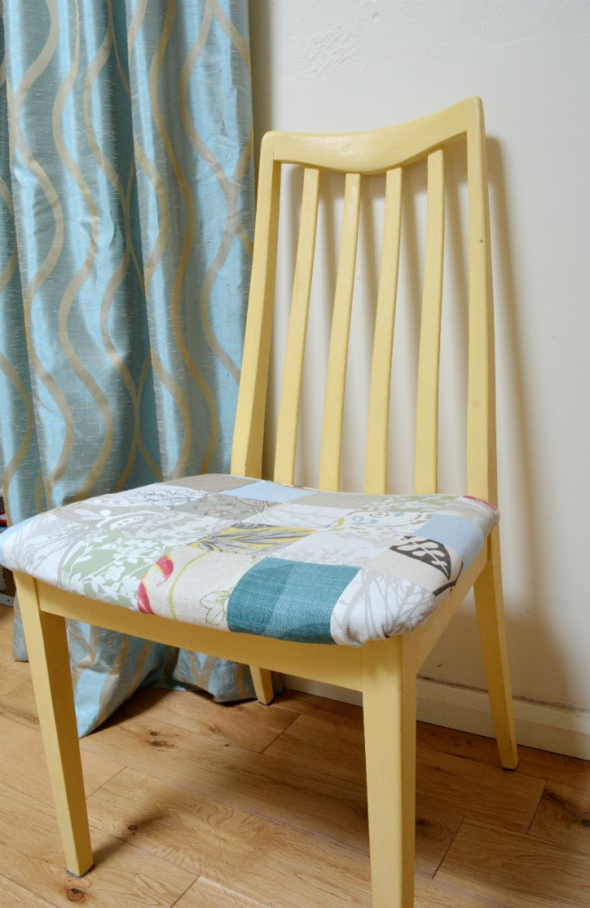 Transform your chairs with chalk paint