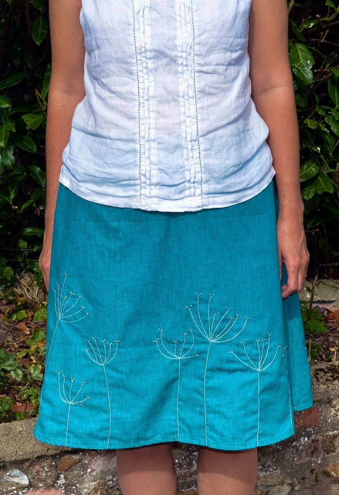 sew-an-a-line-skirt
