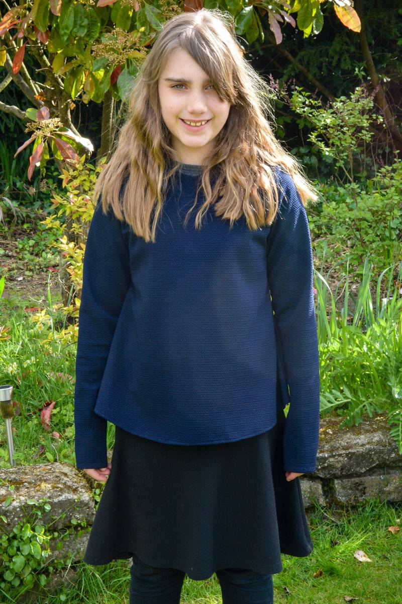 sewing for a tween