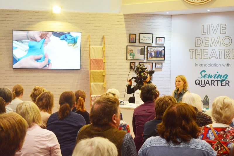 Great British Sewing Bee Live And Learning From Mistakes