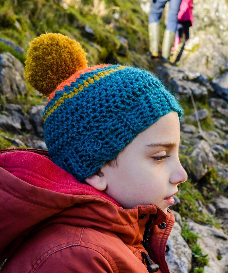 6 Quick Free Crochet Hat Patterns Vicky Myers Creations