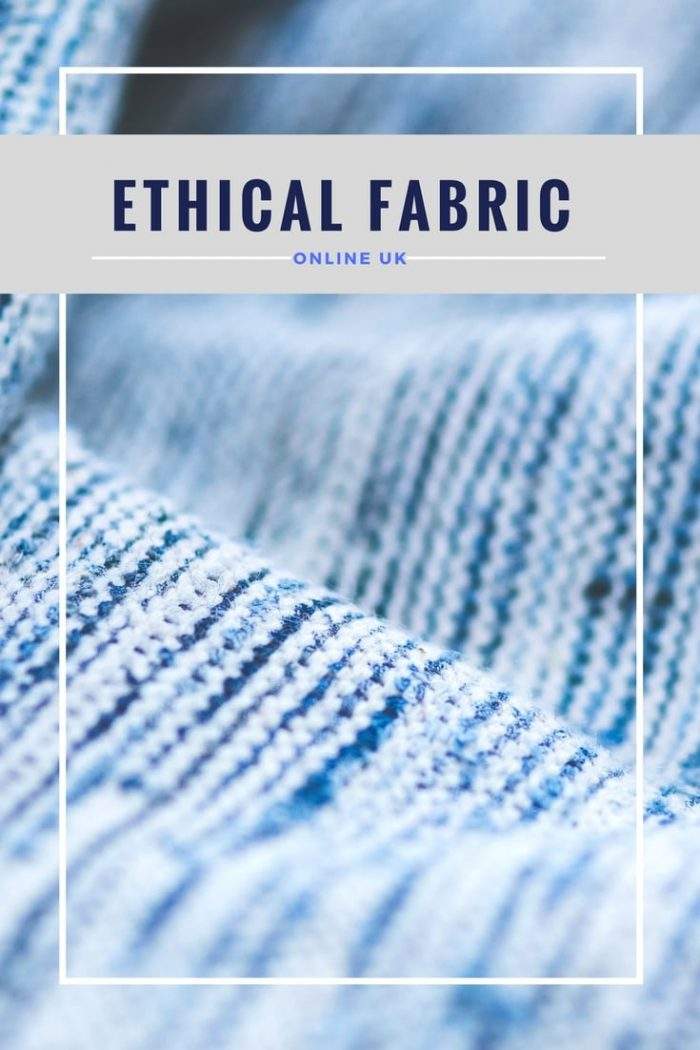 Ethical fabric guide UK - Looking to buy ethical fabric but don't know where to start? List of online shops selling organic fabric UK