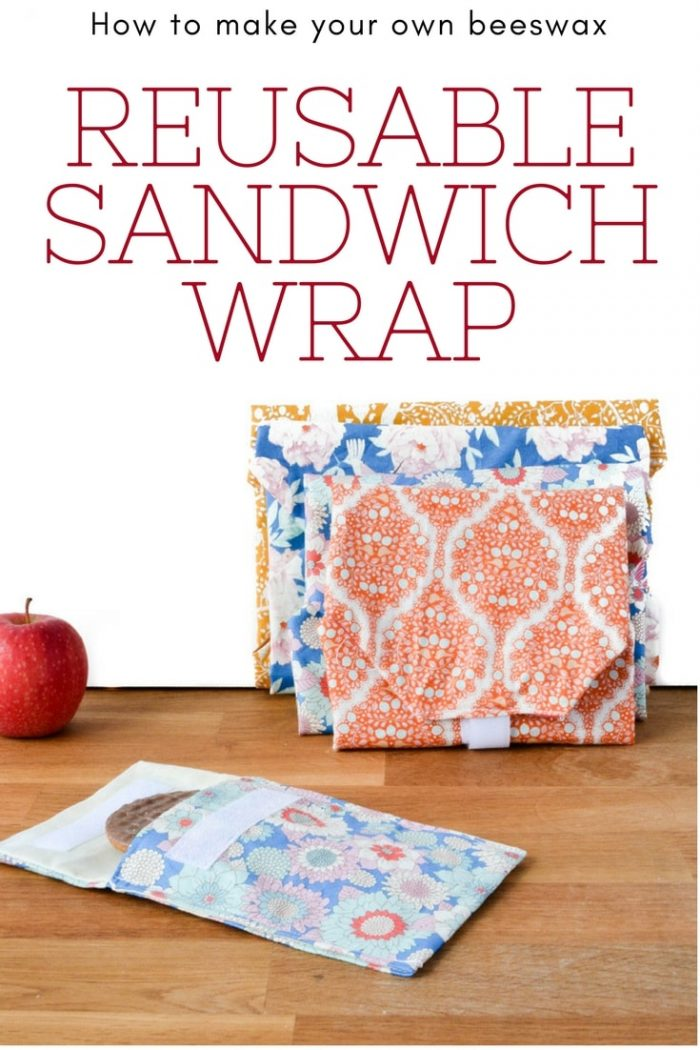 Beeswax wraps - How to make your own beeswax pellet reusable sandwich wrap, how to make a reusable food wrap, Make your own reusable snack bag