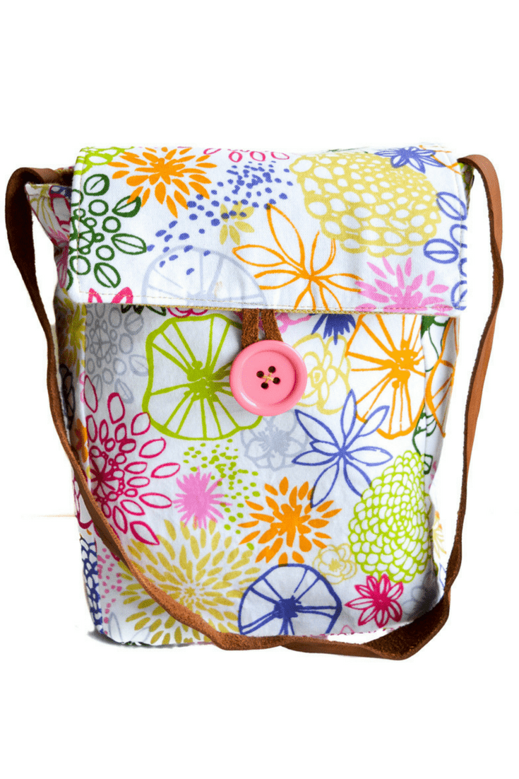free toddler bag pattern - Reversible Toddler Bag Pattern , free step by step tutorial to create reversible toddler bag