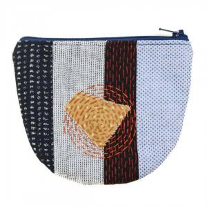 Sashiko Super cute coin purse