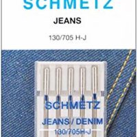 Euro-Notions 1712Jean & Denim Machine Needles-Size 16/100 5/Pkg
